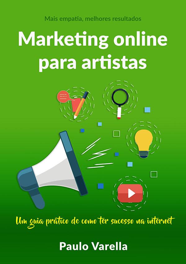 marketing online para artistas cover