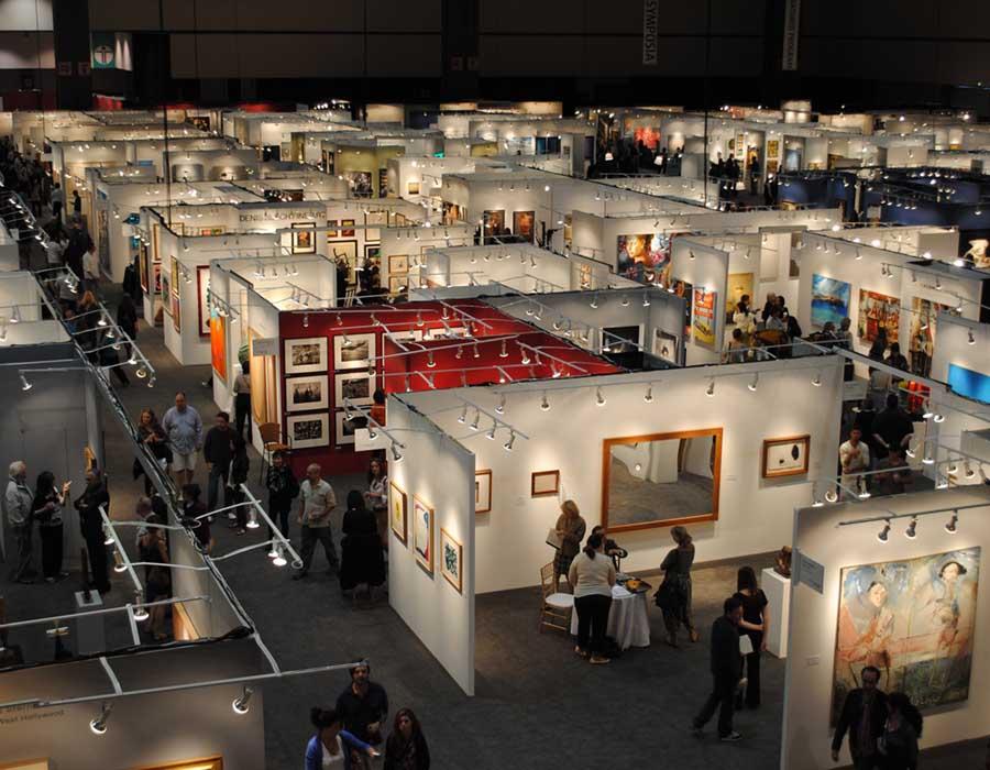 As feiras de arte e a globalização do mercado de obras