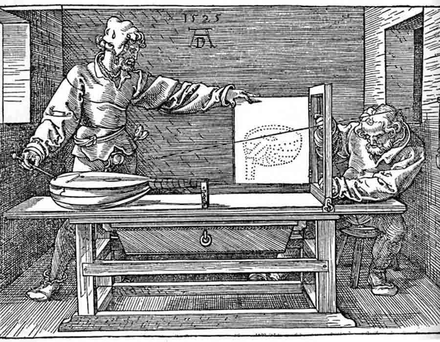 Os artistas da Alemanha no início do século XVI