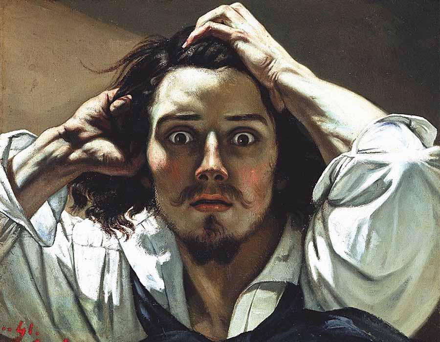 Courbet, o artista líder do movimento realista