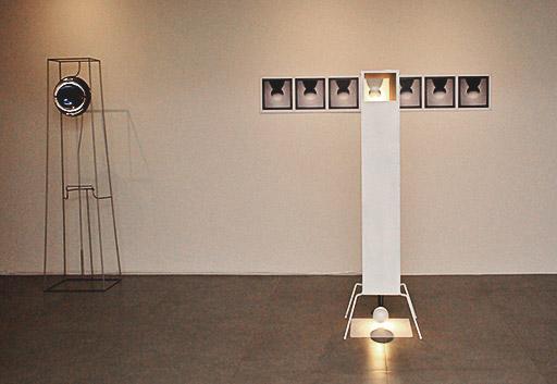 Claudio Alvarez; Exposição Verso Transitivo