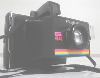 Polaroid Ee44, 1976