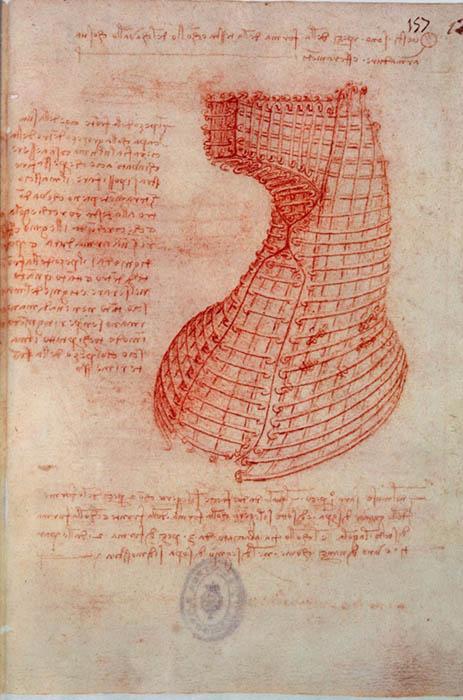 Exposição multimídia sobre Leonardo da Vinci