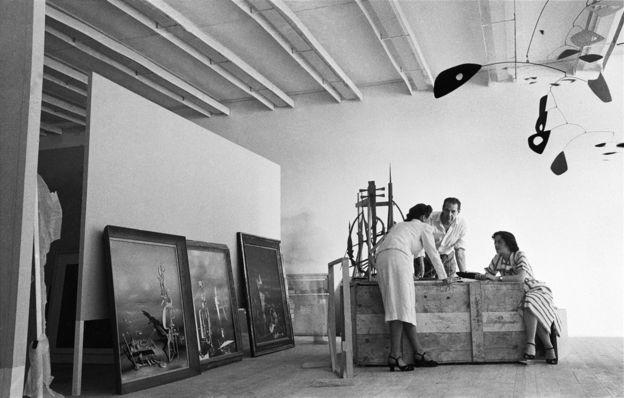 Peter Scheier; Bienal 1951