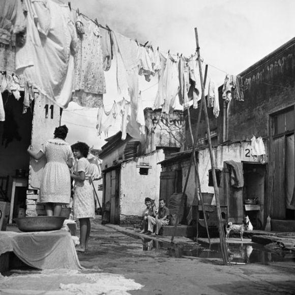 Scheier fez fotos de cortiços no Brás em 1947