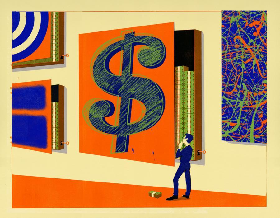 Como vender obras de arte durante uma crise econômica