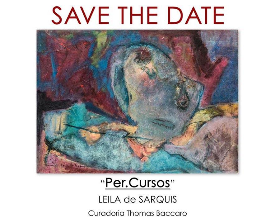 Per.Cursos - Leila de Sarquis / Thomas Baccaro