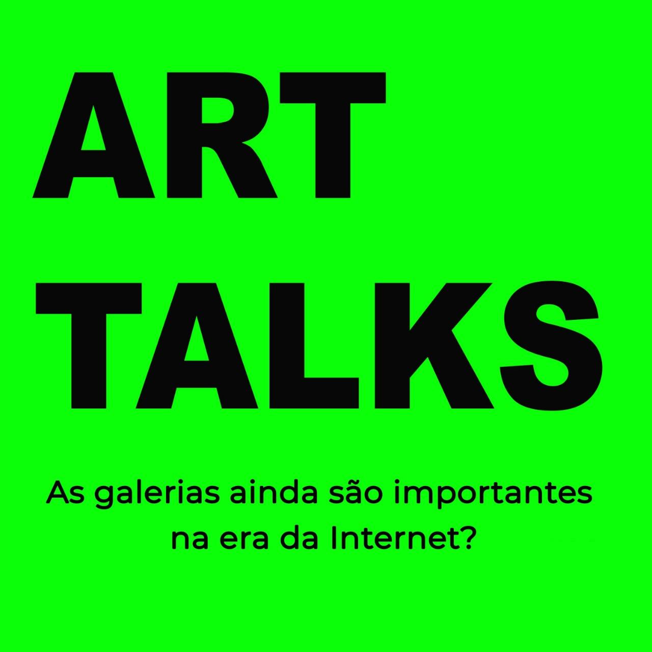 As galerias ainda são importantes na era da Internet?