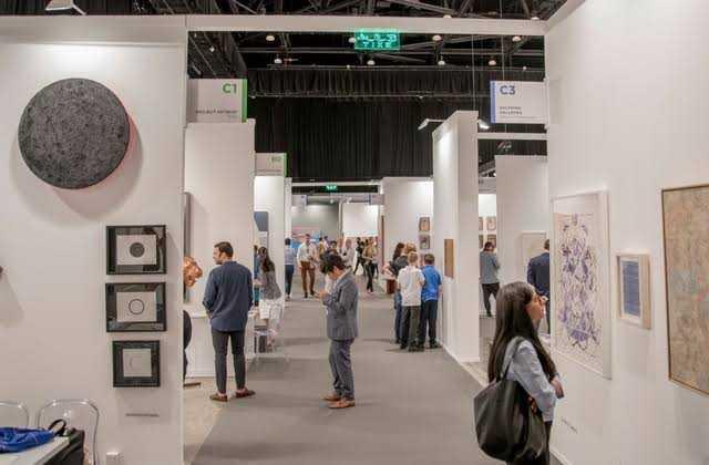 Feiras de arte Art Dubai 2018