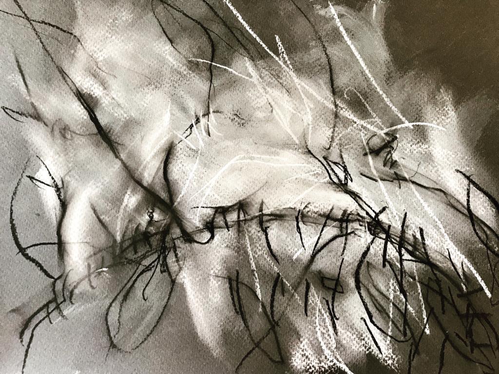 Lúcia Castanho. As luzes (II), 2019