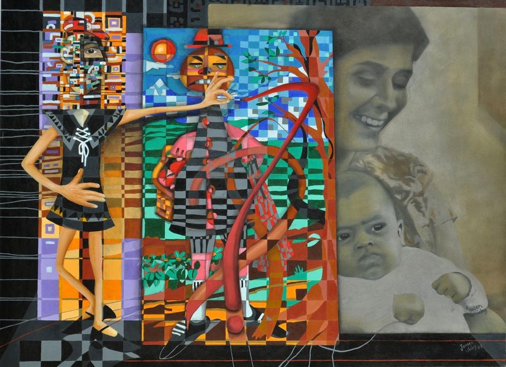 Jansen Vichy - O Artista, 2009