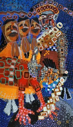 Jansen Vichy. O espanhol, 2009