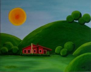 Karllos Mota - Casa Vermelha