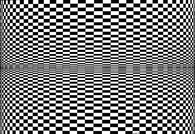 Concreção 7553, Luís Sacilotto, op art