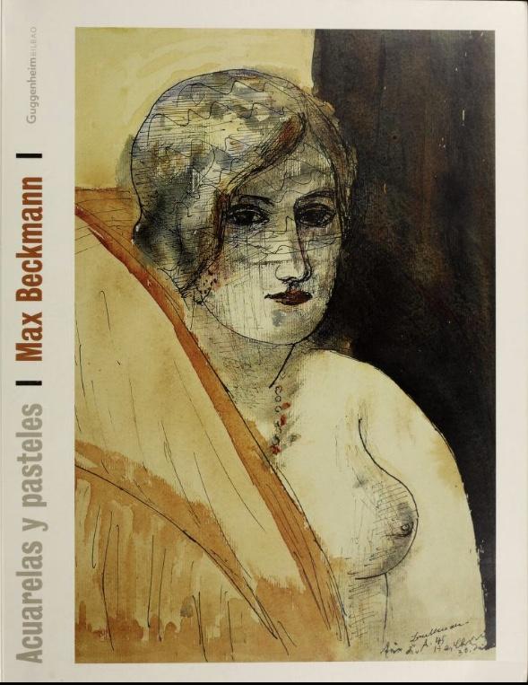 Max Beckmann: livros de arte