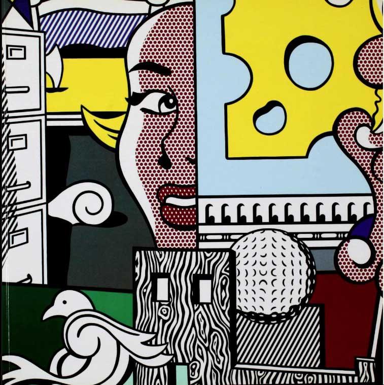 Roy Lichtenstein: livros de arte