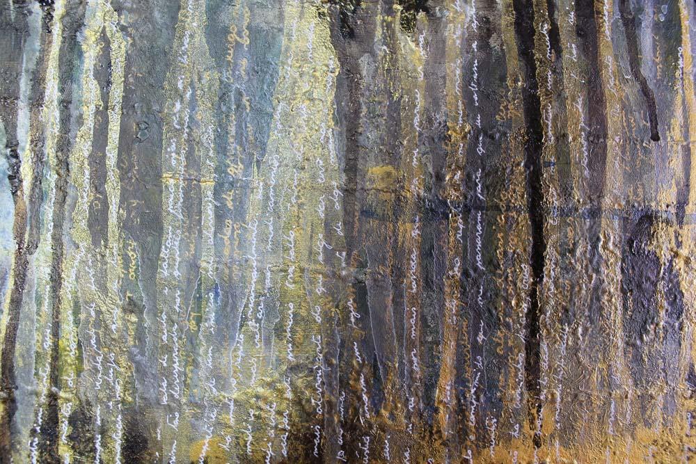 Pátina do Tempo V-detalhe - Raquel Stanick
