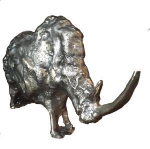 Viana Escultor. Rinoceronte de Chauvet