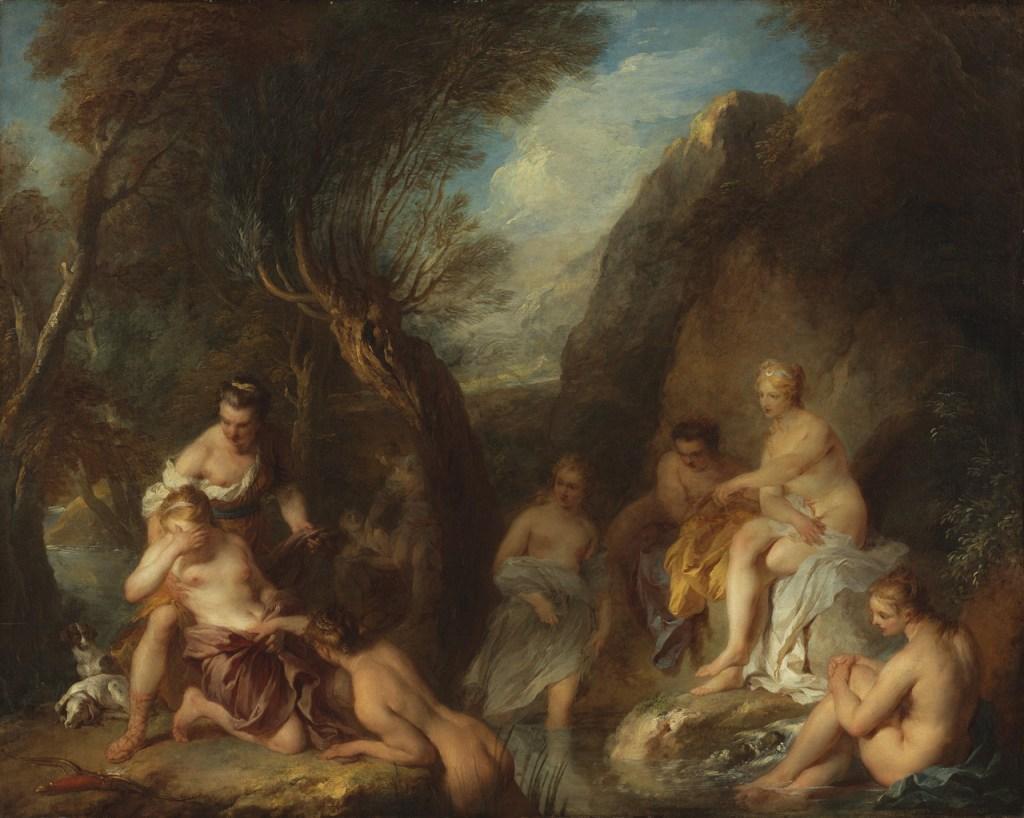 As Artes visuais e os textos mitológicos