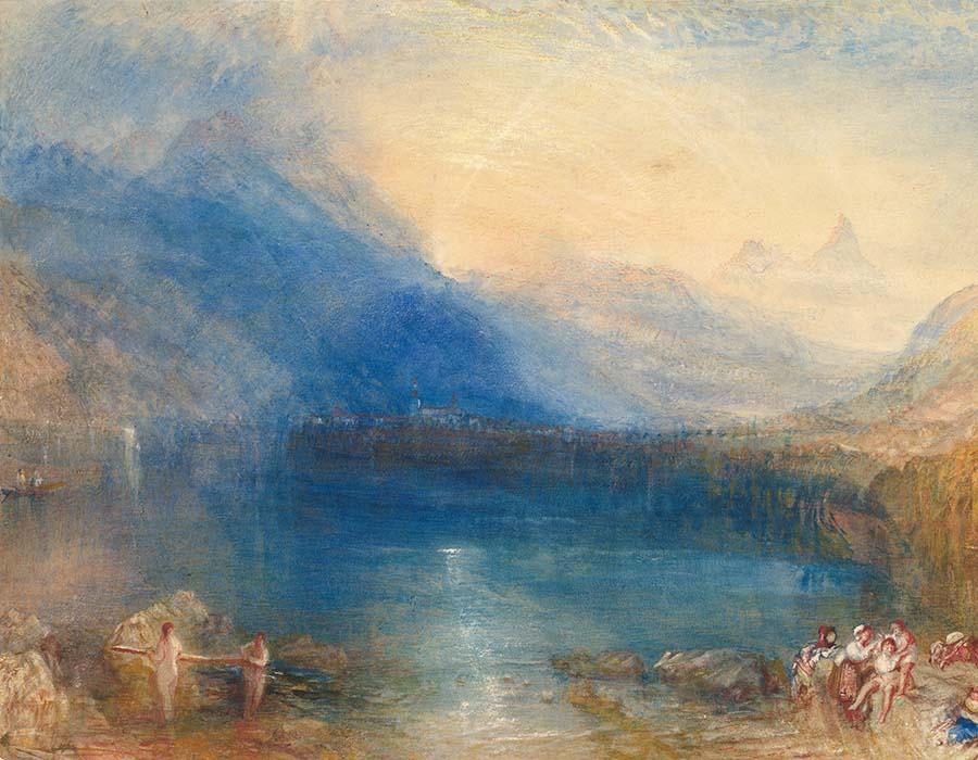 Turner: o homem moderno e a natureza