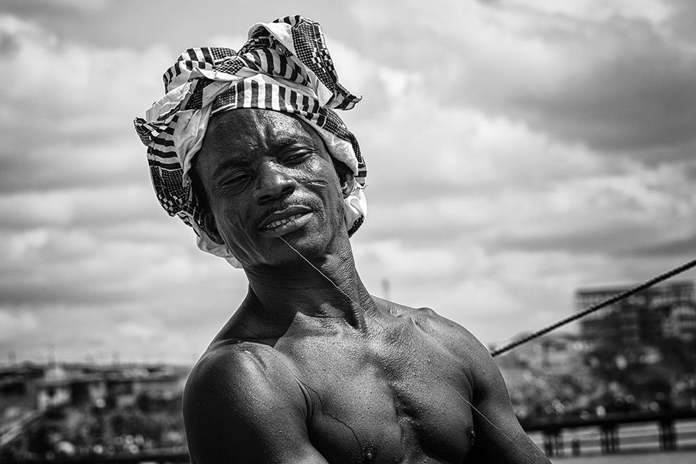 João Miguel Barros. 02 - Jamestown (Accra, Ghana, Set. 2019)