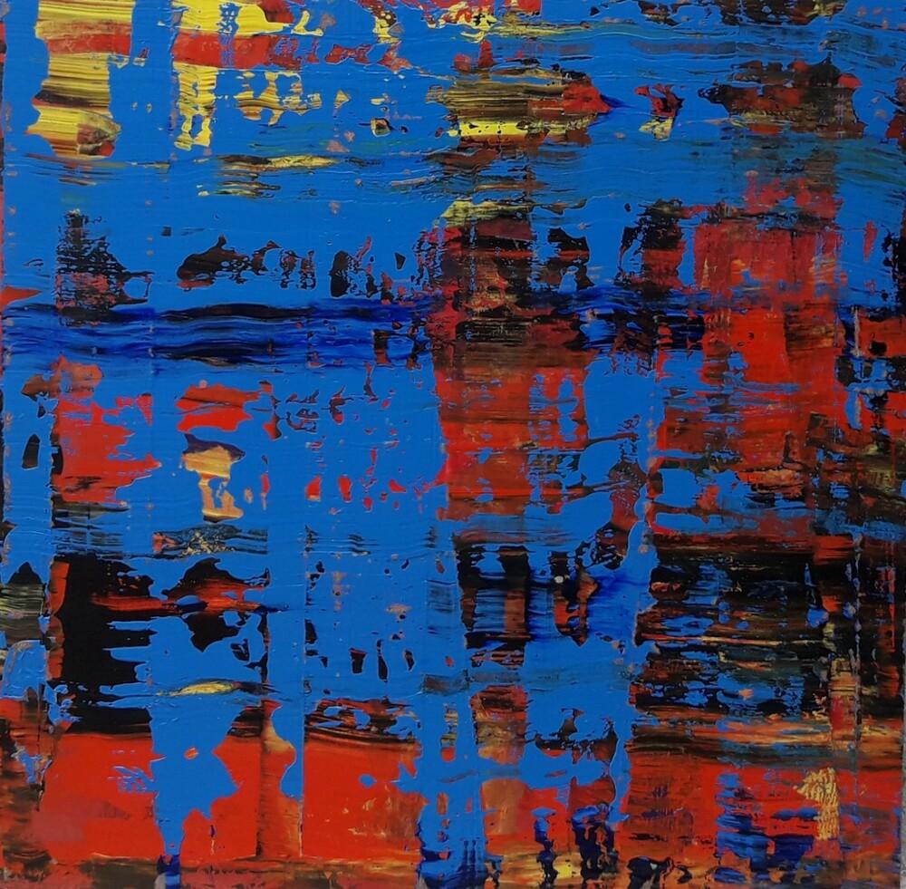 Márcio Gianelli - Sol azul