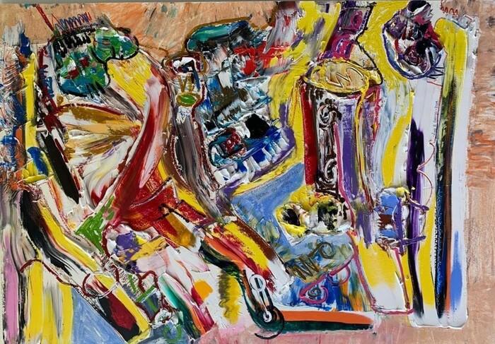 Luiz Carrijo; arte na psicologia jungiana