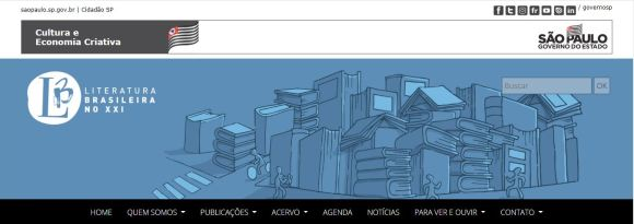 Literatura Brasileira século XXI