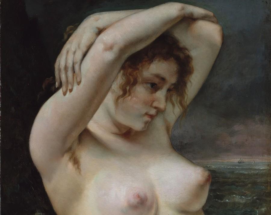 COURBET e o Realismo em meados do século XIX
