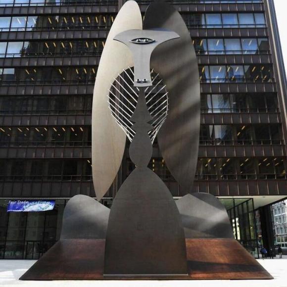 Chicago Picasso, 1962-64