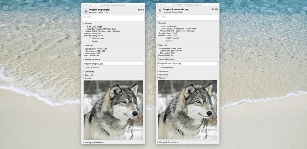Como ampliar uma imagem sem perder qualidade; Instaarts