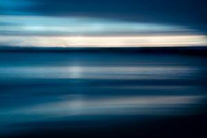 Patrícia Vieira. Deep Blue / Dancing Blue Ocean III