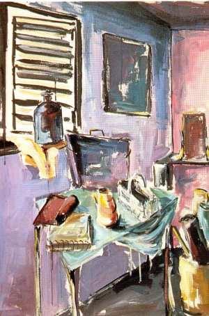Adriana Vieira - Aqui habita um Pintor