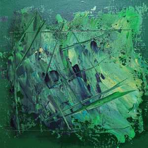 Lou Leal - Healing Green