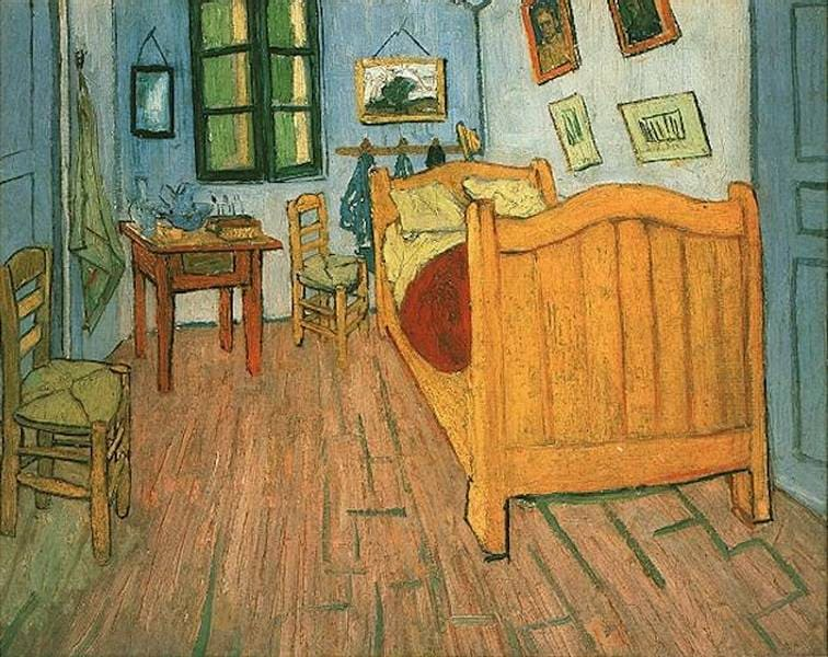 O quarto em Arles