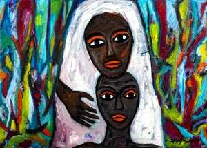 Salua Saleh - A Negra e Seu Filho
