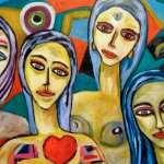 Salua Saleh - As 4 Mulheres
