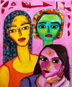 Salua Saleh - As três Mulheres