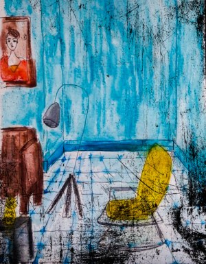 Duda Clementino - A Cadeira Amarela