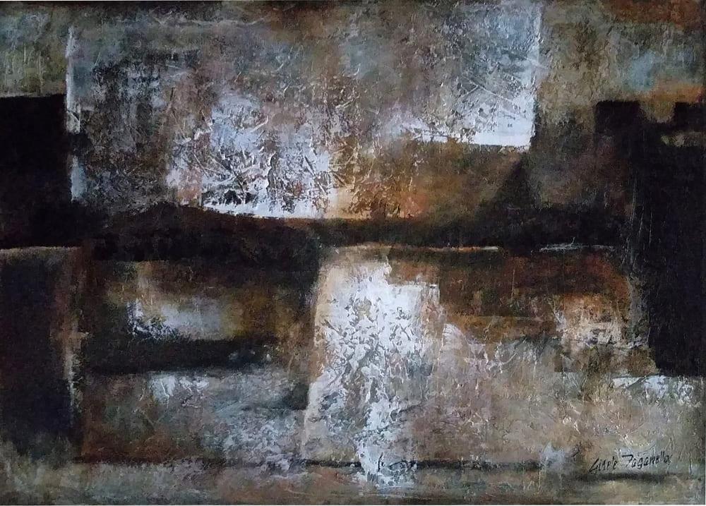 Gisele Faganello - Quadrados e Texturas (Recover)