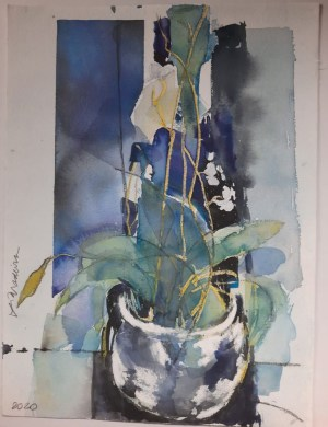 Lidia Madeira - O Vaso Azul