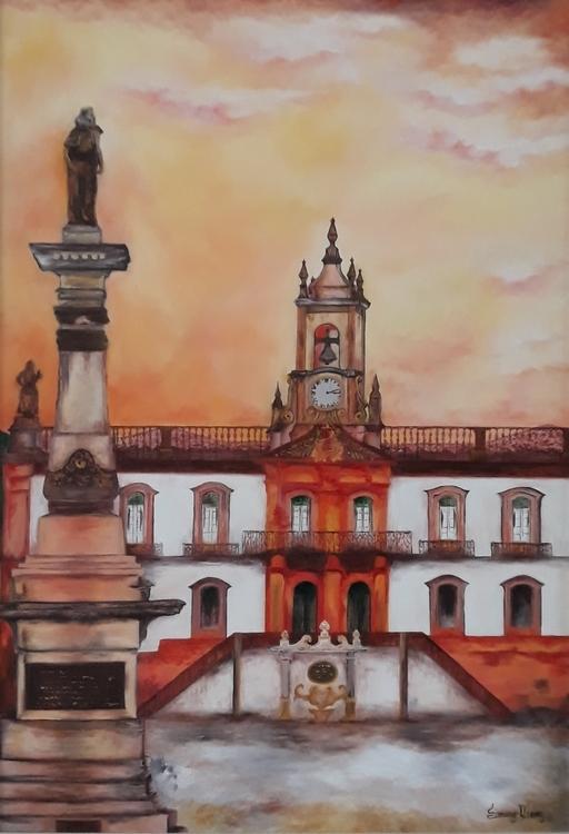 Simone Meier - Museu da Inconfidência Mineira