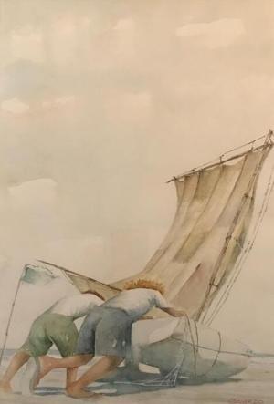 Eduardo Luís - Os Pescadores II