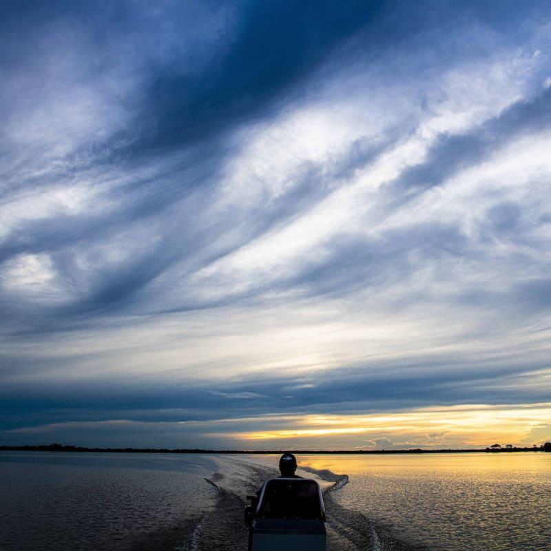 Canoa – Pantanal - MS