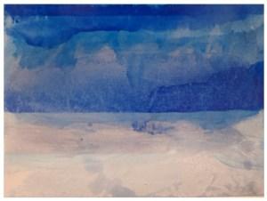 O Vento é Azul - Izrah