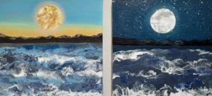 Mar, Lua e Sol - Iolanda Lessa