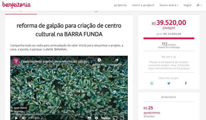 Crowdfunding; Bananaç