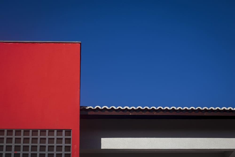Aline Caldas - Contrastes de Arquitetura