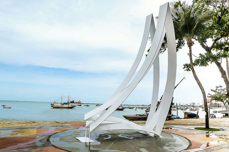 Monumento ao Jangadeiro