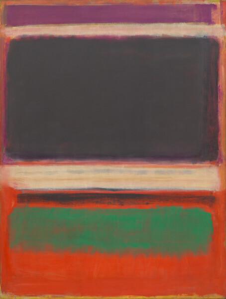 No 5, 1950 - Mark Rothko
